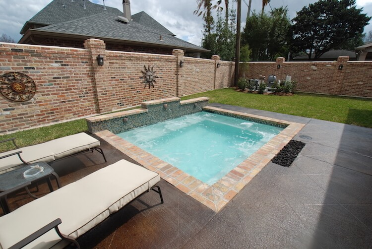 Roman And Grecian Style Pools Backyard Living